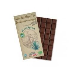 CHOCOLATE NEGRO 73% ENDULCORADO CON AGAVE SOLÉ