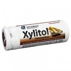 Chicles Canela Con Xylitol Miradent