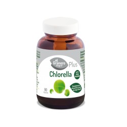 Chlorella Plus El Granero