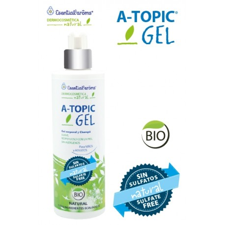 A-TOPIC GEL ESENTIAL AROMS