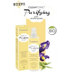 LIMPIADORA FACIAL BIO CLEANTONIC PURIFYING  ESENTIAL´AROMS