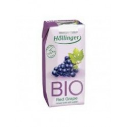 ZUMO UVA BIO 200 ml HOLLINGER