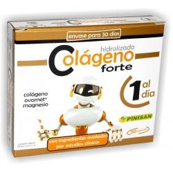 Colágeno Hidrolizado Forte 30cap Pinisan