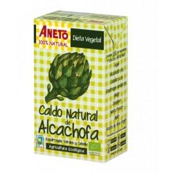 CALDO NATURAL DEPURATIVO DE ALCACHOFA BIO ANETO