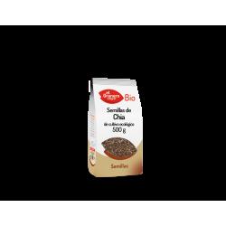Semillas De Chía Bio 500 Gr Granero Integral