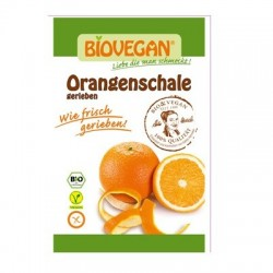 Cáscara De Naranja Liofilizada Ecológica Biovegan