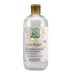 Agua Micelar Bio Argán 500 Ml So Bio Etic