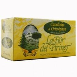 Cola De Caballo&Ortosifón 25filtros La Flor Del Pirineo