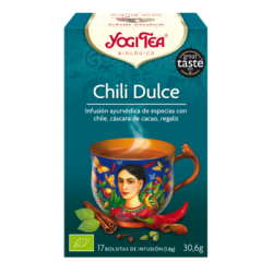 CHILI DULCE YOGI TEA