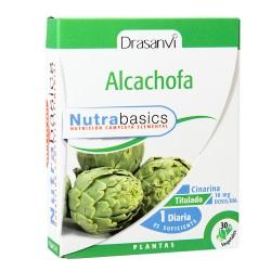 ALCACHOFA 30cap NUTRABASICS DRASANVI