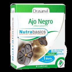 Ajo Negro Nutrabasicos Drasanvi