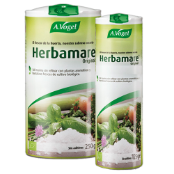 Herbamare Sal Marina Sin Refinar Con Plantas Frescas 250g V.Vogel