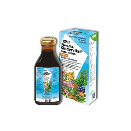 FLORADIX KINDERVITAL NIÑOS 250 ml SALUS