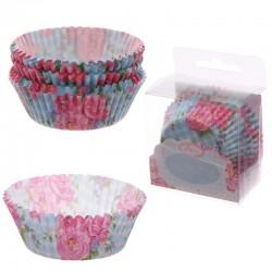 Moldes Magdalenas Cupcakes Flores