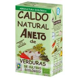 Caldo Verduras Ecologico Aneto