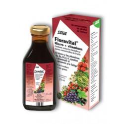 FLORAVITAL hierro+vitaminas 250 ml SALUS