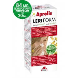 LERIFORM APROLIS jarabe adultos 180 ml INTERSA