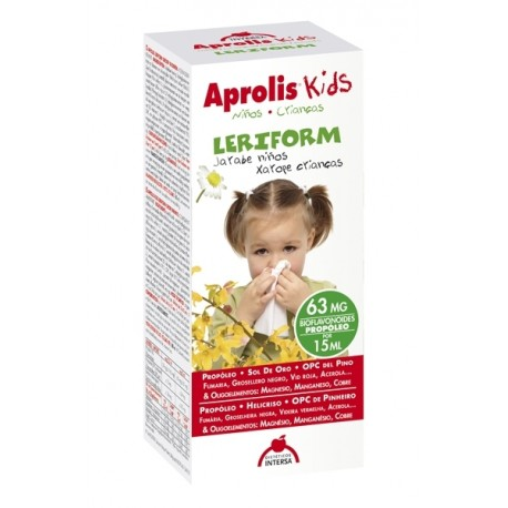 LERIFORM APROLIS jarabe niños 180 ml INTERSA