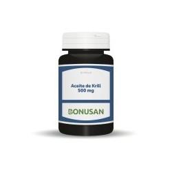 ACEITE DE KRILL 500 mg BONUSAN