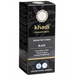 KHADI Henna Negro Bio