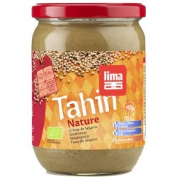 TAHÍN TOSTADO NATURE BIO 225 gr LIMA