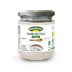 ACEITE DE COCO Cuisine NATURGREEN
