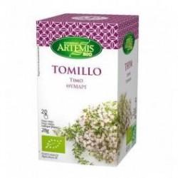 Tomillo Infusión Bolsitas Artemis