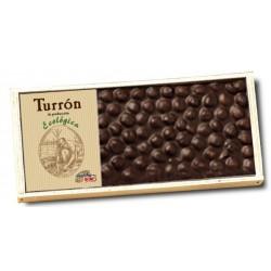 TURRÓN DE CHOCOLATE CON ALMENDRAS SOLÉ