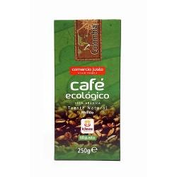 CAFÉ ECO COLOMBIA COMERCIO JUSTO