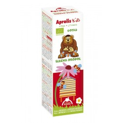 EQUINA-PROPOL GOTAS APROLIS KIDS 50 ml INTERSA