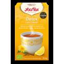 Yogi Tea Detox Con Limón