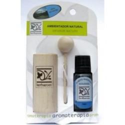 Difusor Ambientador Nature + Aceite Esencial Pino Silvestre Herbarom