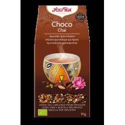 CHOCO CHAI YOGI TEA