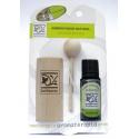 Difusor Ambientador Nature + Aceite Esencial De Eucalipto Herbarom