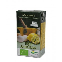MAYONESA BIO 125 ml ARTEOLIVA