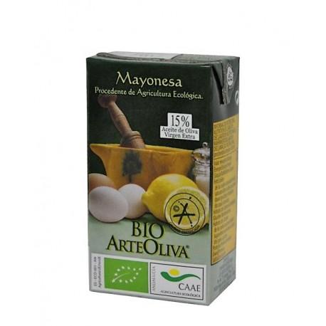 MAYONESA BIO 125 ml ARTEOLIVA