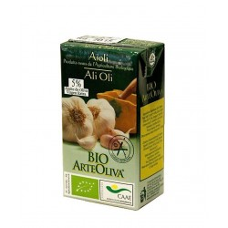 ALIOLI BIO 125 ml ARTEOLIVA