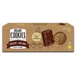 Cookies Orgánicas Chocolate & Avellanas Sin Gluten Zealia