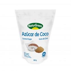 AZÚCAR DE COCO BIO 400 gr NATURGREEN