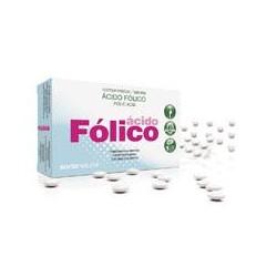 ÁCIDO FÓLICO retard 48 comp SORIA NATURAL