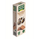 Galletas De Espelta Con Fondo De Chocolate Y Sabor Naranja Naturgreen