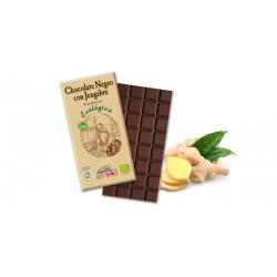 Chocolate Negro Con Jengibre Ecológico Solé