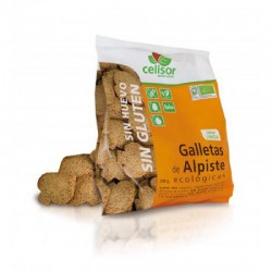 Galletas Alpiste Ecológicas Celisor Soria Natural