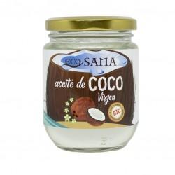 ACEITE DE COCO VIRGEN 200 ml BIO ECOSANA