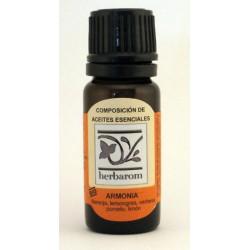 Mezcla De Aceites Esenciales Bio Armonía Herbarom