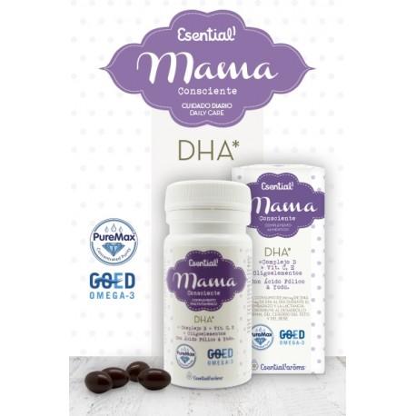 DHA MAMÁ ESENTIAL AROMS