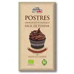 Chocolate Para Postres Eco - Fácil De Fundir - Solé