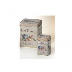 LATA METALICA 100g TEA TIME