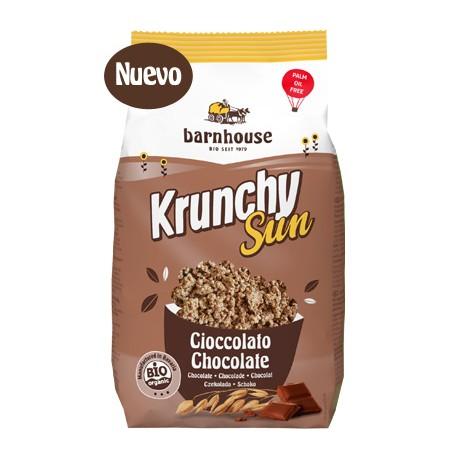 KRUNCHY SUN CHOCOLATE BARNHOUSE