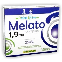 MELATO COMPLEX (melatonina)  PINISAN